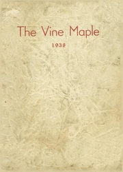 Page 1, 1938 Edition, Columbia Adventist Academy - Vine Maple Yearbook (Battle Ground, WA) online yearbook collection