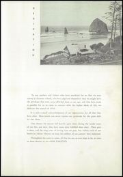 Page 7, 1938 Edition, Columbia Adventist Academy - Vine Maple Yearbook (Battle Ground, WA) online yearbook collection