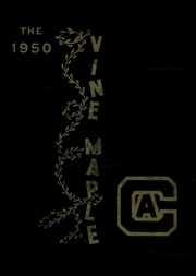Page 1, 1950 Edition, Columbia Adventist Academy - Vine Maple Yearbook (Battle Ground, WA) online yearbook collection