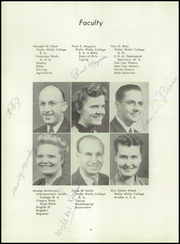 Page 14, 1950 Edition, Columbia Adventist Academy - Vine Maple Yearbook (Battle Ground, WA) online yearbook collection