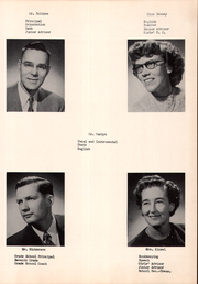 Page 9, 1953 Edition, Entiat High School - Silico Saska Yearbook (Entiat, WA) online yearbook collection
