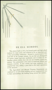 Page 8, 1939 Edition, Pe Ell High School - Pe Shell Yearbook (Pe Ell, WA) online yearbook collection