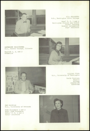 Page 13, 1956 Edition, Pe Ell High School - Pe Shell Yearbook (Pe Ell, WA) online yearbook collection