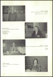 Page 15, 1956 Edition, Pe Ell High School - Pe Shell Yearbook (Pe Ell, WA) online yearbook collection