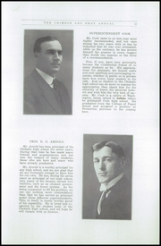 Page 11, 1916 Edition, Chehalis High School - Chehalin Yearbook (Chehalis, WA) online yearbook collection