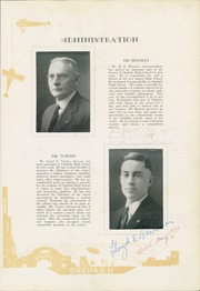 Page 11, 1929 Edition, Chehalis High School - Chehalin Yearbook (Chehalis, WA) online yearbook collection