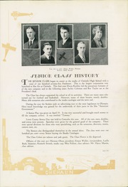 Page 17, 1929 Edition, Chehalis High School - Chehalin Yearbook (Chehalis, WA) online yearbook collection