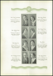 Page 14, 1931 Edition, Chehalis High School - Chehalin Yearbook (Chehalis, WA) online yearbook collection