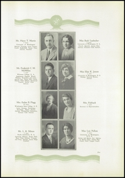 Page 15, 1931 Edition, Chehalis High School - Chehalin Yearbook (Chehalis, WA) online yearbook collection
