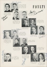 Page 12, 1939 Edition, Chehalis High School - Chehalin Yearbook (Chehalis, WA) online yearbook collection