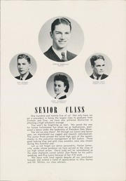 Page 15, 1939 Edition, Chehalis High School - Chehalin Yearbook (Chehalis, WA) online yearbook collection