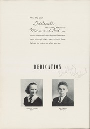 Page 8, 1939 Edition, Chehalis High School - Chehalin Yearbook (Chehalis, WA) online yearbook collection