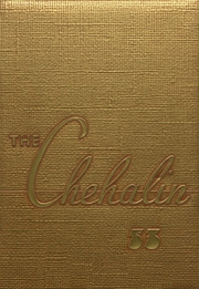 Page 1, 1953 Edition, Chehalis High School - Chehalin Yearbook (Chehalis, WA) online yearbook collection
