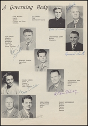 Page 11, 1953 Edition, Chehalis High School - Chehalin Yearbook (Chehalis, WA) online yearbook collection