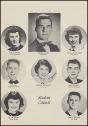 Page 12, 1953 Edition, Chehalis High School - Chehalin Yearbook (Chehalis, WA) online yearbook collection