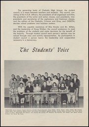Page 13, 1953 Edition, Chehalis High School - Chehalin Yearbook (Chehalis, WA) online yearbook collection