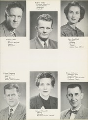 Page 13, 1956 Edition, Chehalis High School - Chehalin Yearbook (Chehalis, WA) online yearbook collection