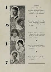 Page 6, 1917 Edition, Oakville High School - Tillicum Yearbook (Oakville, WA) online yearbook collection