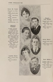 Page 10, 1918 Edition, Oakville High School - Tillicum Yearbook (Oakville, WA) online yearbook collection