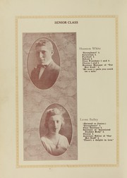 Page 10, 1920 Edition, Oakville High School - Tillicum Yearbook (Oakville, WA) online yearbook collection