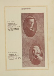 Page 11, 1920 Edition, Oakville High School - Tillicum Yearbook (Oakville, WA) online yearbook collection