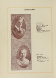 Page 12, 1920 Edition, Oakville High School - Tillicum Yearbook (Oakville, WA) online yearbook collection