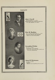 Page 13, 1921 Edition, Oakville High School - Tillicum Yearbook (Oakville, WA) online yearbook collection