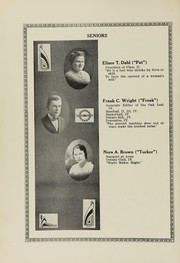 Page 16, 1921 Edition, Oakville High School - Tillicum Yearbook (Oakville, WA) online yearbook collection