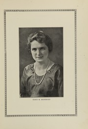 Page 9, 1921 Edition, Oakville High School - Tillicum Yearbook (Oakville, WA) online yearbook collection