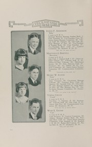Page 14, 1925 Edition, Oakville High School - Tillicum Yearbook (Oakville, WA) online yearbook collection