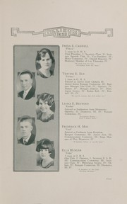Page 15, 1925 Edition, Oakville High School - Tillicum Yearbook (Oakville, WA) online yearbook collection