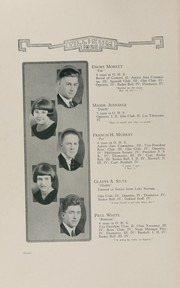 Page 16, 1925 Edition, Oakville High School - Tillicum Yearbook (Oakville, WA) online yearbook collection
