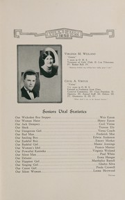 Page 17, 1925 Edition, Oakville High School - Tillicum Yearbook (Oakville, WA) online yearbook collection