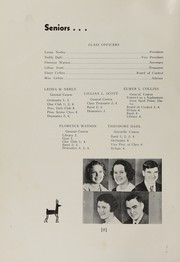 Page 14, 1935 Edition, Oakville High School - Tillicum Yearbook (Oakville, WA) online yearbook collection