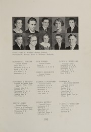 Page 15, 1935 Edition, Oakville High School - Tillicum Yearbook (Oakville, WA) online yearbook collection