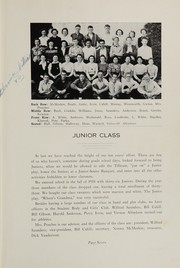 Page 11, 1939 Edition, Oakville High School - Tillicum Yearbook (Oakville, WA) online yearbook collection