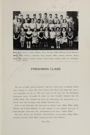 Page 13, 1939 Edition, Oakville High School - Tillicum Yearbook (Oakville, WA) online yearbook collection