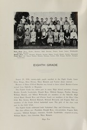 Page 14, 1939 Edition, Oakville High School - Tillicum Yearbook (Oakville, WA) online yearbook collection