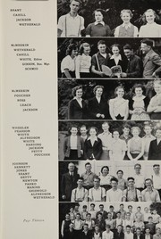 Page 17, 1939 Edition, Oakville High School - Tillicum Yearbook (Oakville, WA) online yearbook collection