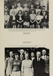 Page 13, 1942 Edition, Oakville High School - Tillicum Yearbook (Oakville, WA) online yearbook collection
