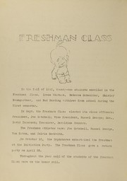 Page 16, 1942 Edition, Oakville High School - Tillicum Yearbook (Oakville, WA) online yearbook collection