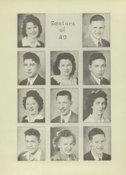 Page 13, 1943 Edition, Oakville High School - Tillicum Yearbook (Oakville, WA) online yearbook collection