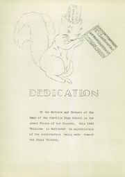 Page 6, 1943 Edition, Oakville High School - Tillicum Yearbook (Oakville, WA) online yearbook collection