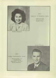 Page 15, 1947 Edition, Oakville High School - Tillicum Yearbook (Oakville, WA) online yearbook collection