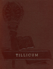 Page 1, 1948 Edition, Oakville High School - Tillicum Yearbook (Oakville, WA) online yearbook collection