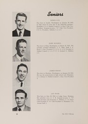Page 12, 1951 Edition, Oakville High School - Tillicum Yearbook (Oakville, WA) online yearbook collection