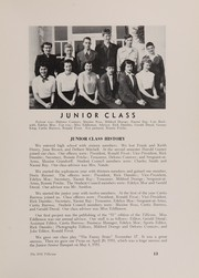 Page 17, 1951 Edition, Oakville High School - Tillicum Yearbook (Oakville, WA) online yearbook collection