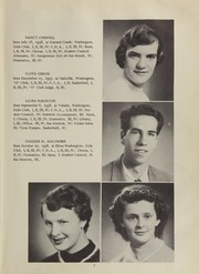 Page 15, 1956 Edition, Oakville High School - Tillicum Yearbook (Oakville, WA) online yearbook collection