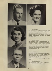 Page 16, 1956 Edition, Oakville High School - Tillicum Yearbook (Oakville, WA) online yearbook collection