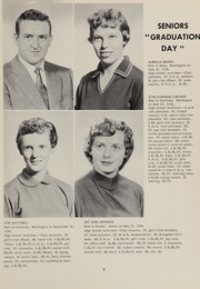Page 13, 1957 Edition, Oakville High School - Tillicum Yearbook (Oakville, WA) online yearbook collection